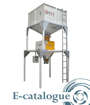 Electronic System Weighing Bagging Single Scale  cataloque