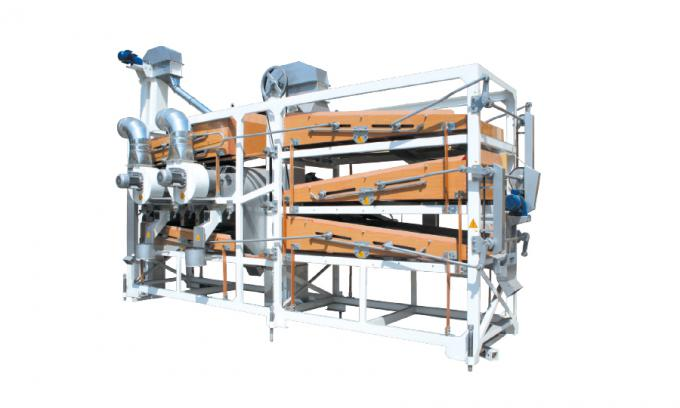 Medium Pulses Screening Machine