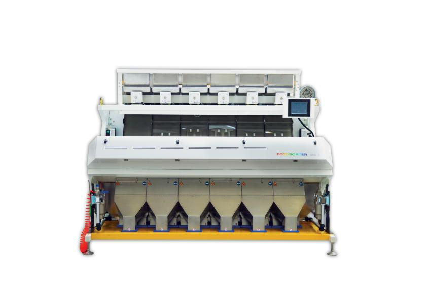 Six Channel Color Sorter